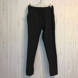 Lululemon Black Pants Slim Crop With Pockets 4